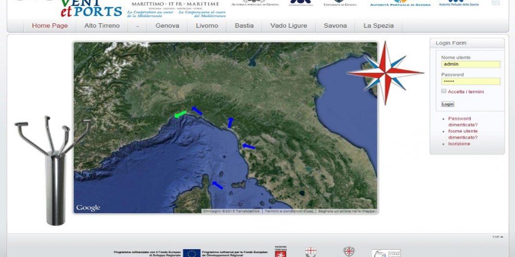 monitoraggio dati meteo