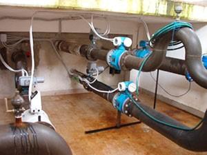 automazione e telecontrollo acquedotti